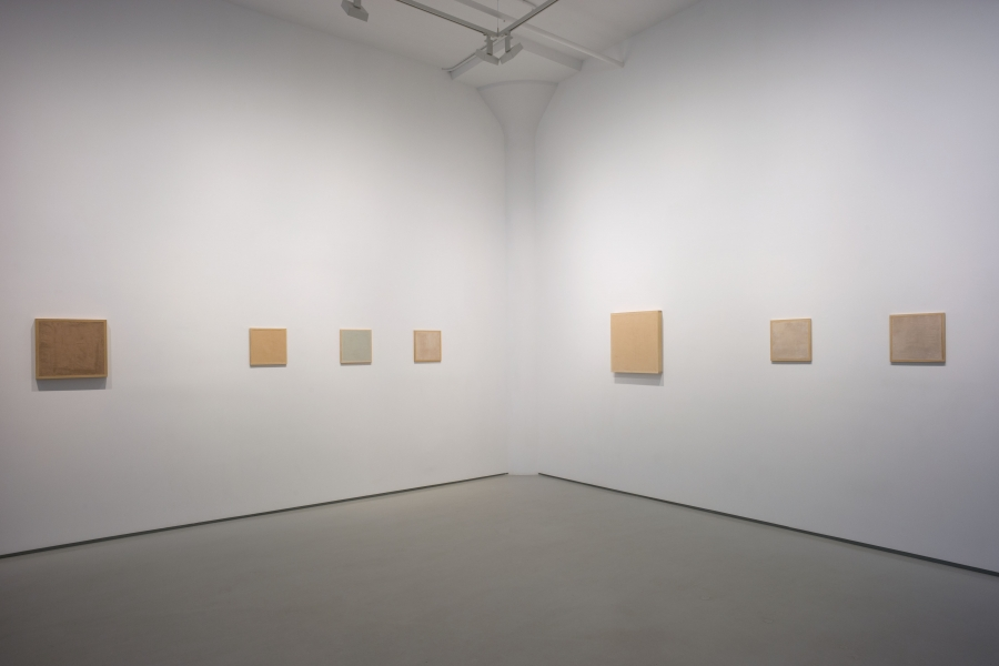 Photograph 2 from Marcia Hafif Remembered exhibition.