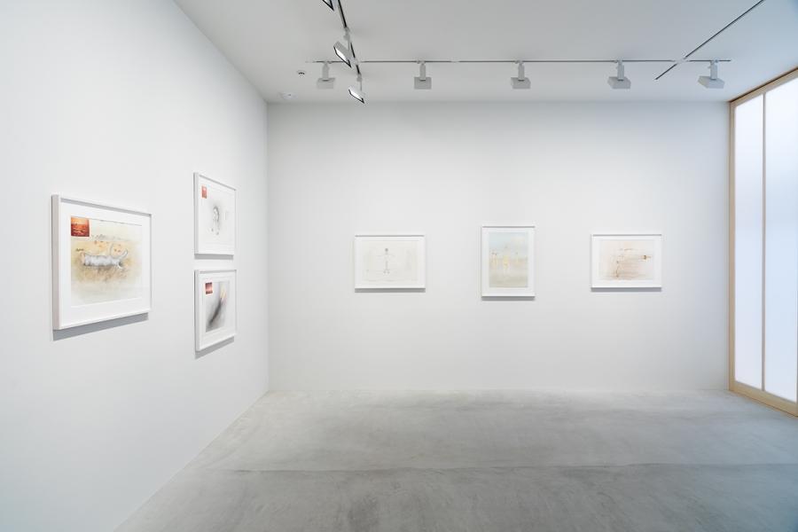 Photograph 2 from Birgit Jürgenssen exhibition.