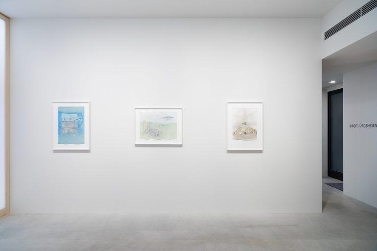 Photograph 4 from Birgit Jürgenssen exhibition.