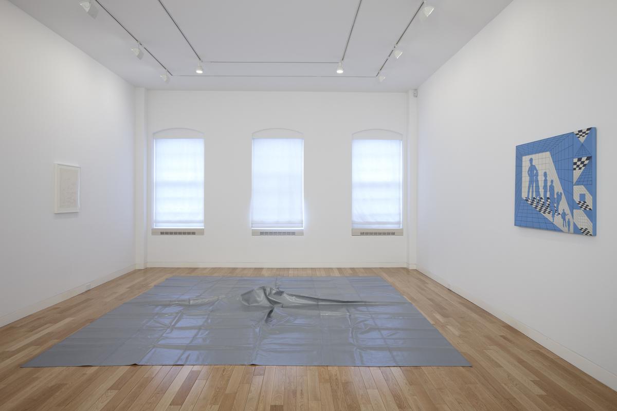 Photograph 2 from Jiro Takamatsu exhibition.