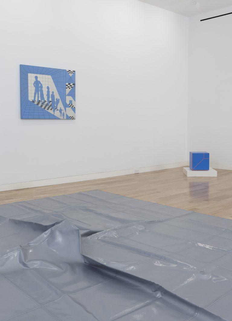 Photograph 3 from Jiro Takamatsu exhibition.