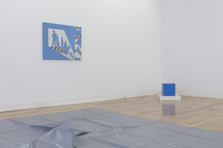 Photograph 4 from Jiro Takamatsu exhibition.