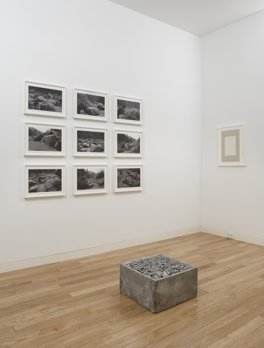 Photograph 6 from Jiro Takamatsu exhibition.