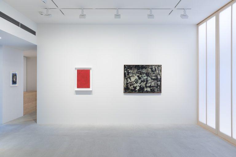 Photograph 3 from Toshio Yoshida: Sakuhin 1953-63 exhibition.
