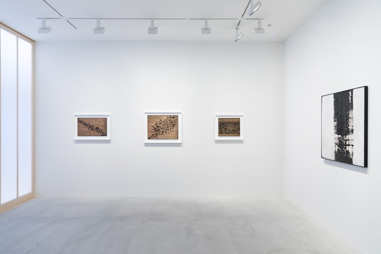 Photograph 2 from Toshio Yoshida: Sakuhin 1953-63 exhibition.