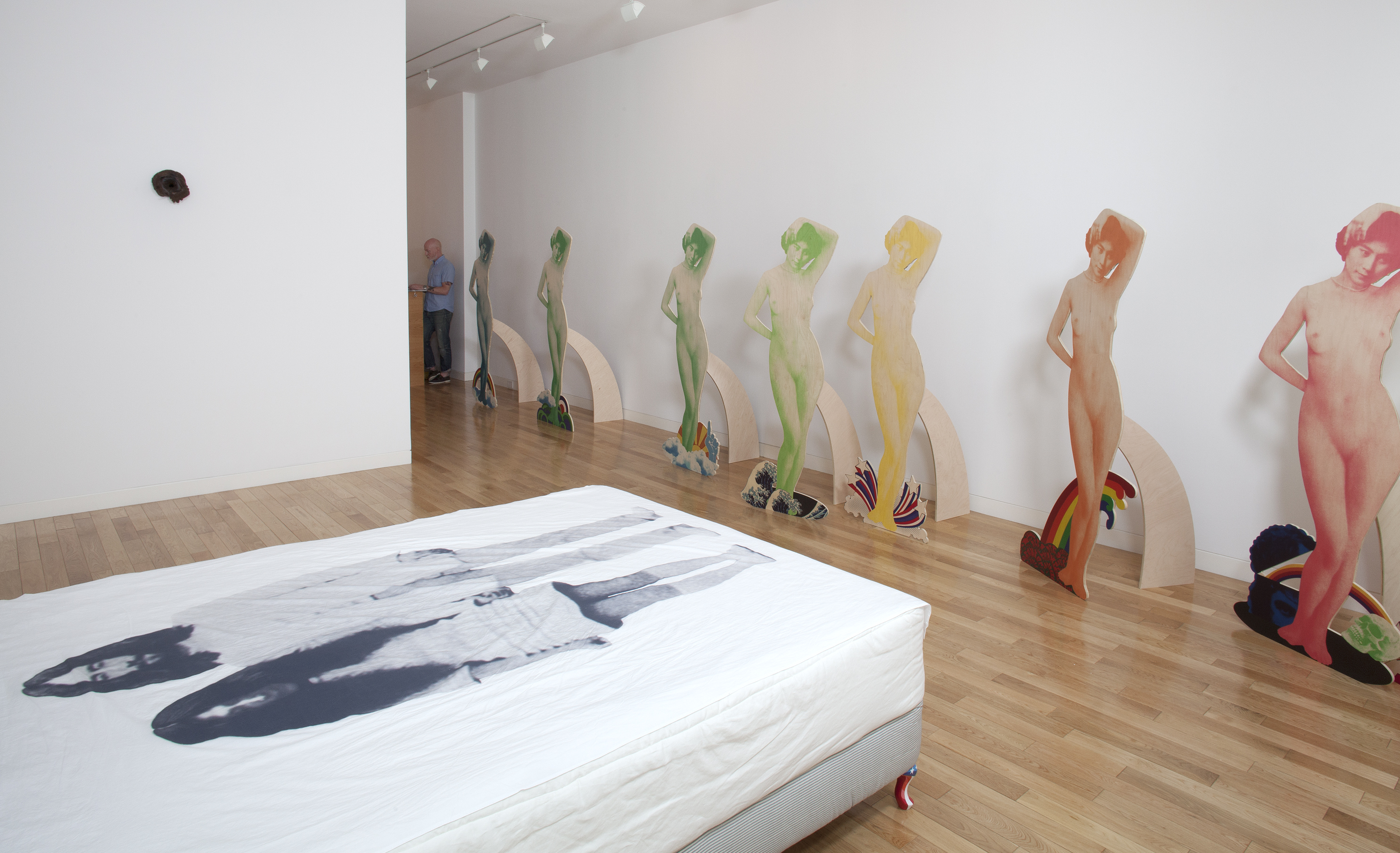 Photograph 3 from Jack Early: Gallery Peace exhibition.