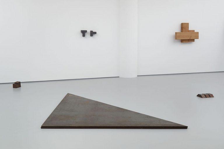 Photograph 3 from Richard Nonas exhibition.