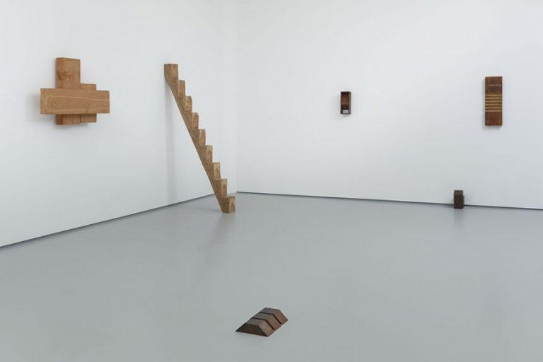 Photograph 1 from Richard Nonas exhibition.