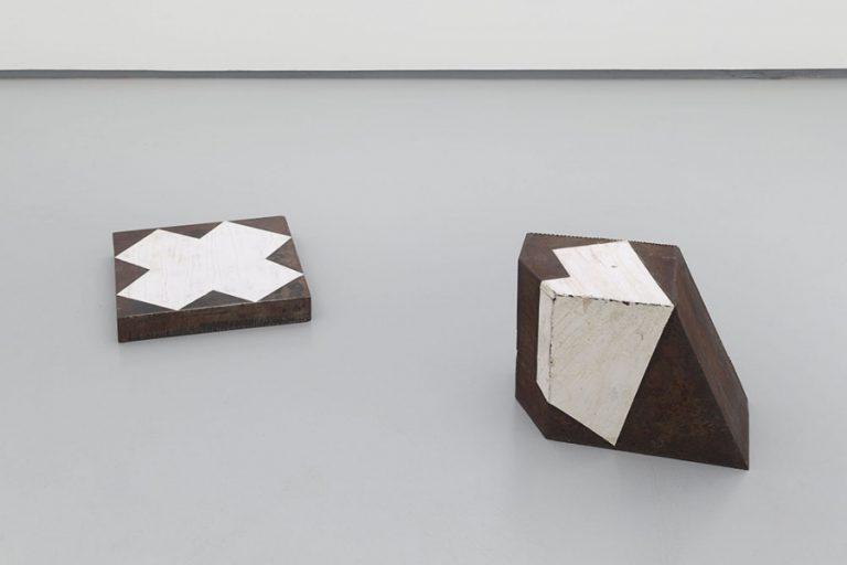 Photograph 2 from Richard Nonas exhibition.
