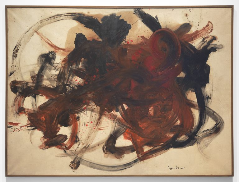Press image for Critic's Pick: Japanese Gutai in the 1950s: Fast and Fearless