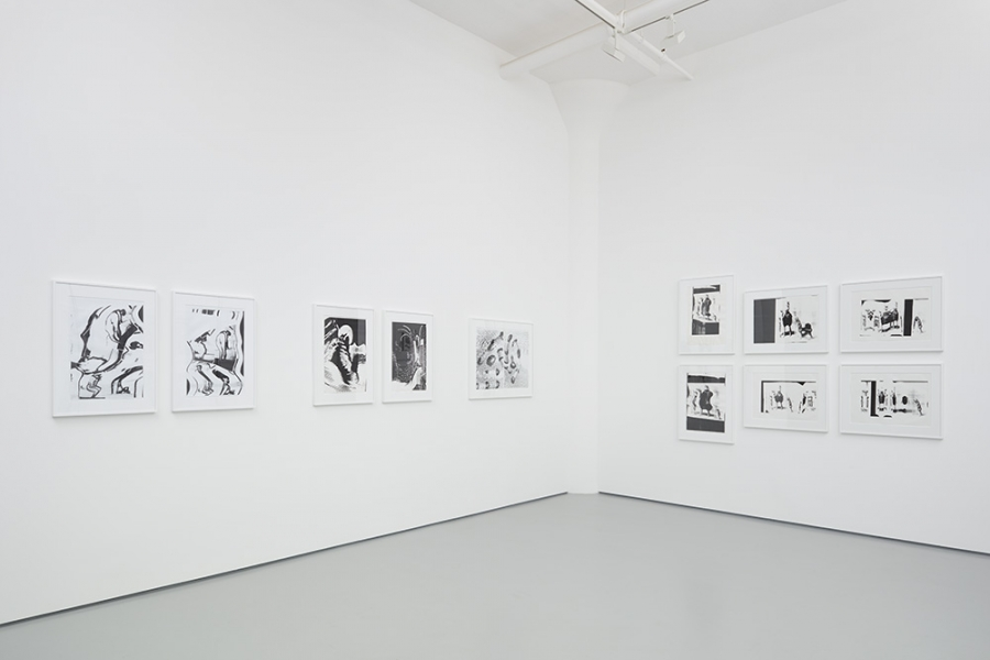 Photograph 5 from Sigmar Polke exhibition.