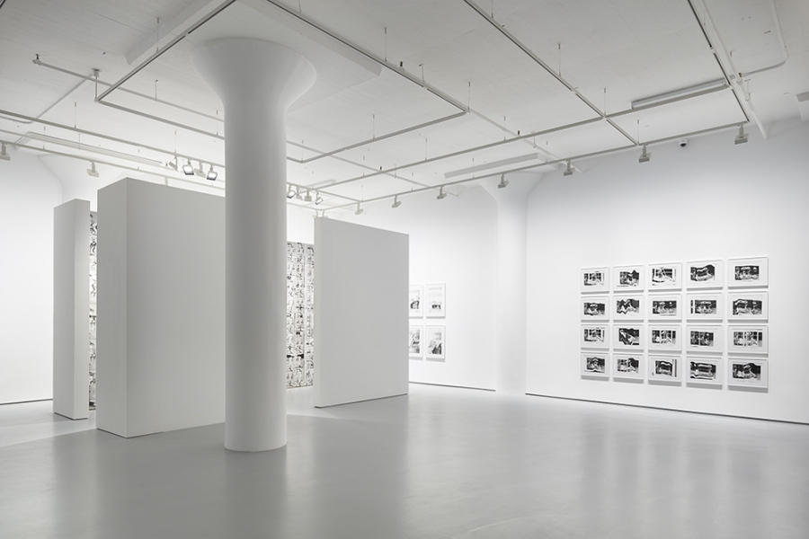 Photograph 1 from Sigmar Polke exhibition.