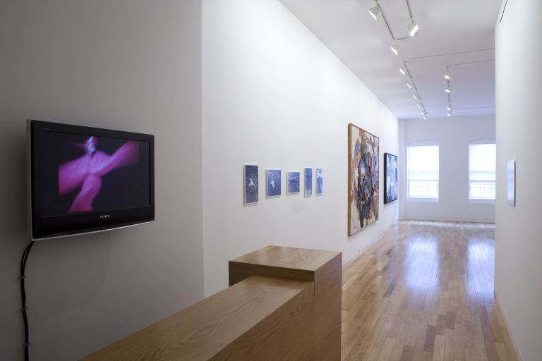 Photograph 2 from Kazuo Shiraga: Six Decades exhibition.