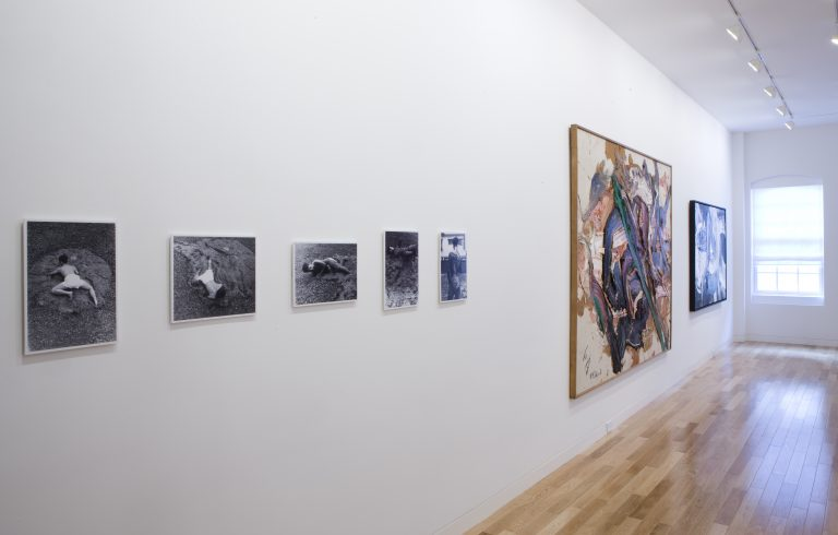 Photograph 3 from Kazuo Shiraga: Six Decades exhibition.