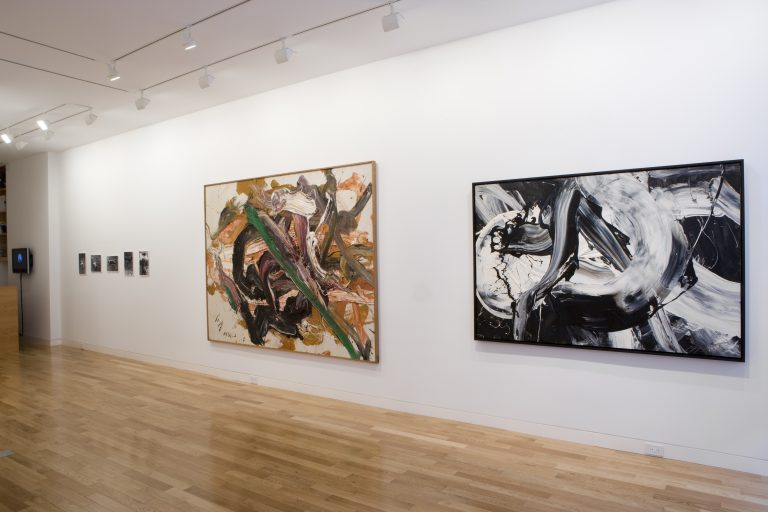 Photograph 5 from Kazuo Shiraga: Six Decades exhibition.