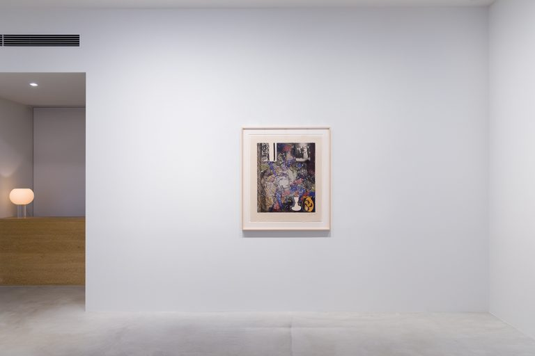 Photograph 2 from Jasper Johns: Eyes in the Persistence of Form exhibition.