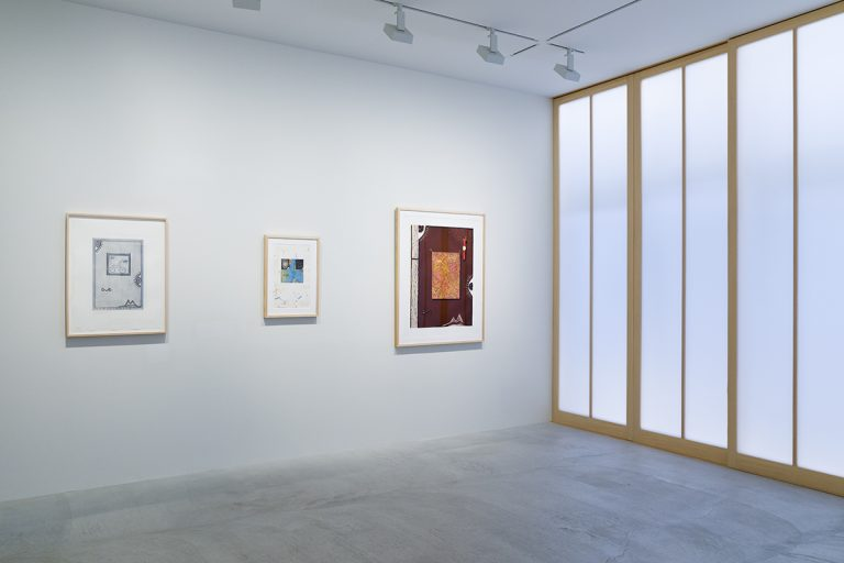 Photograph 3 from Jasper Johns: Eyes in the Persistence of Form exhibition.