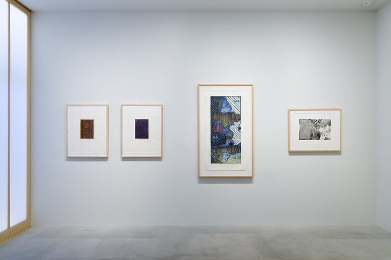 Photograph 1 from Jasper Johns: Eyes in the Persistence of Form exhibition.
