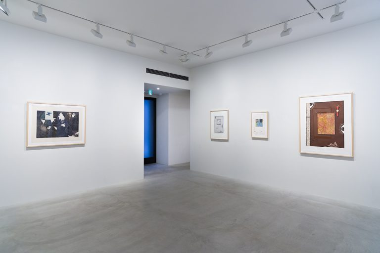 Photograph 4 from Jasper Johns: Eyes in the Persistence of Form exhibition.