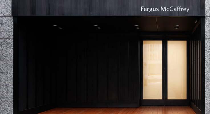 Video Thumbnail: Fergus McCaffrey in Tokyo: Robert Ryman