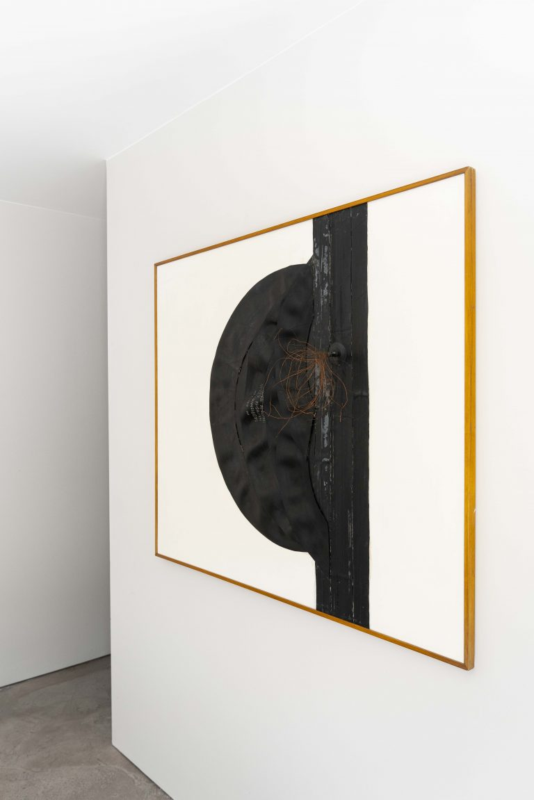 Photograph 3 from Rachel Harrison & Carol Rama exhibition.