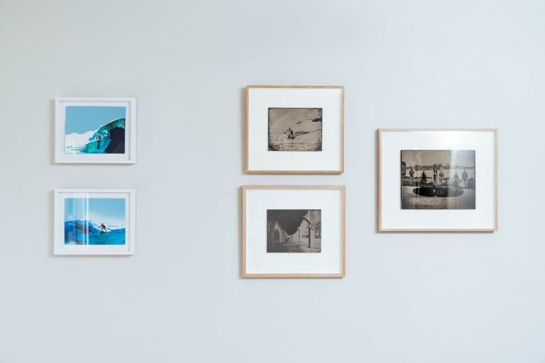 Photograph 3 from Barbarian Days exhibition.