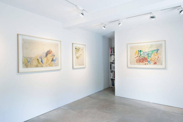 Photograph 5 from Martha Jungwirth exhibition.
