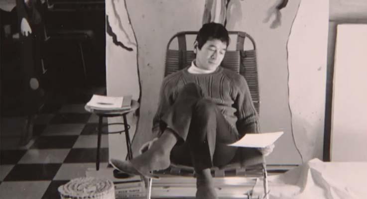 Video Thumbnail: Fergus McCaffrey | Gutai: Sadamasa Motonaga