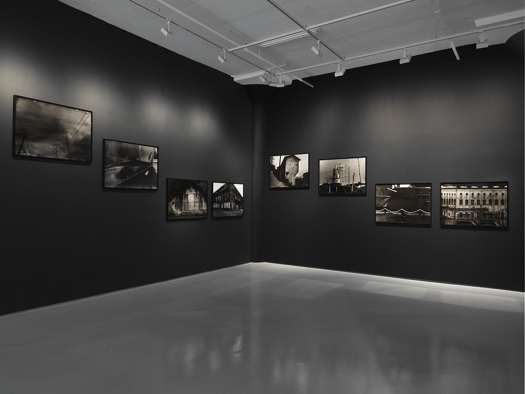 Photograph 2 from Ishiuchi Miyako exhibition.