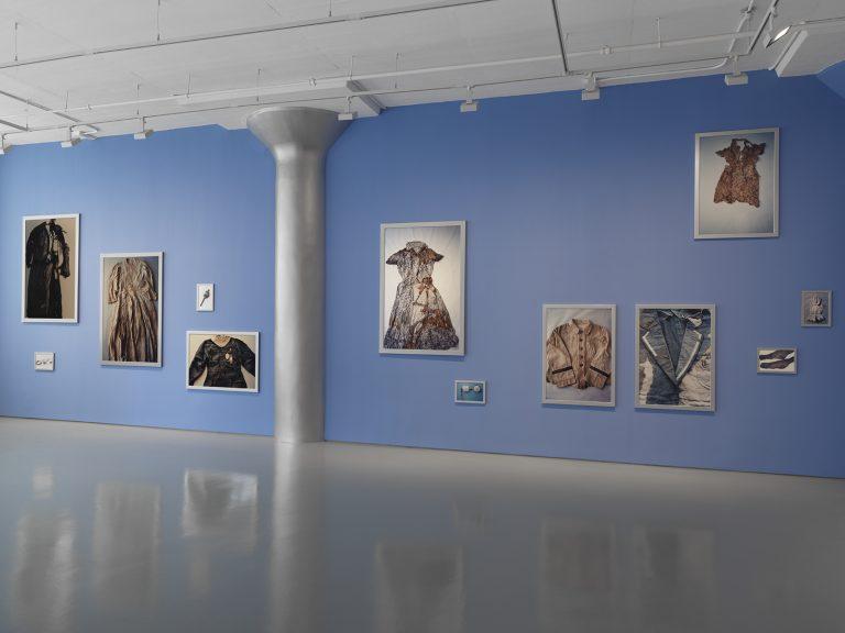 Photograph 4 from Ishiuchi Miyako exhibition.