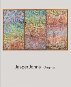 Cover Image of Jasper Johns: Usuyuki