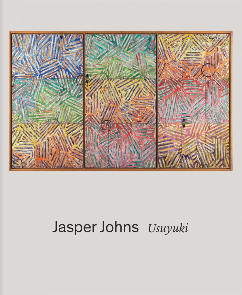Cover Image of Jasper Johns: Usuyuki