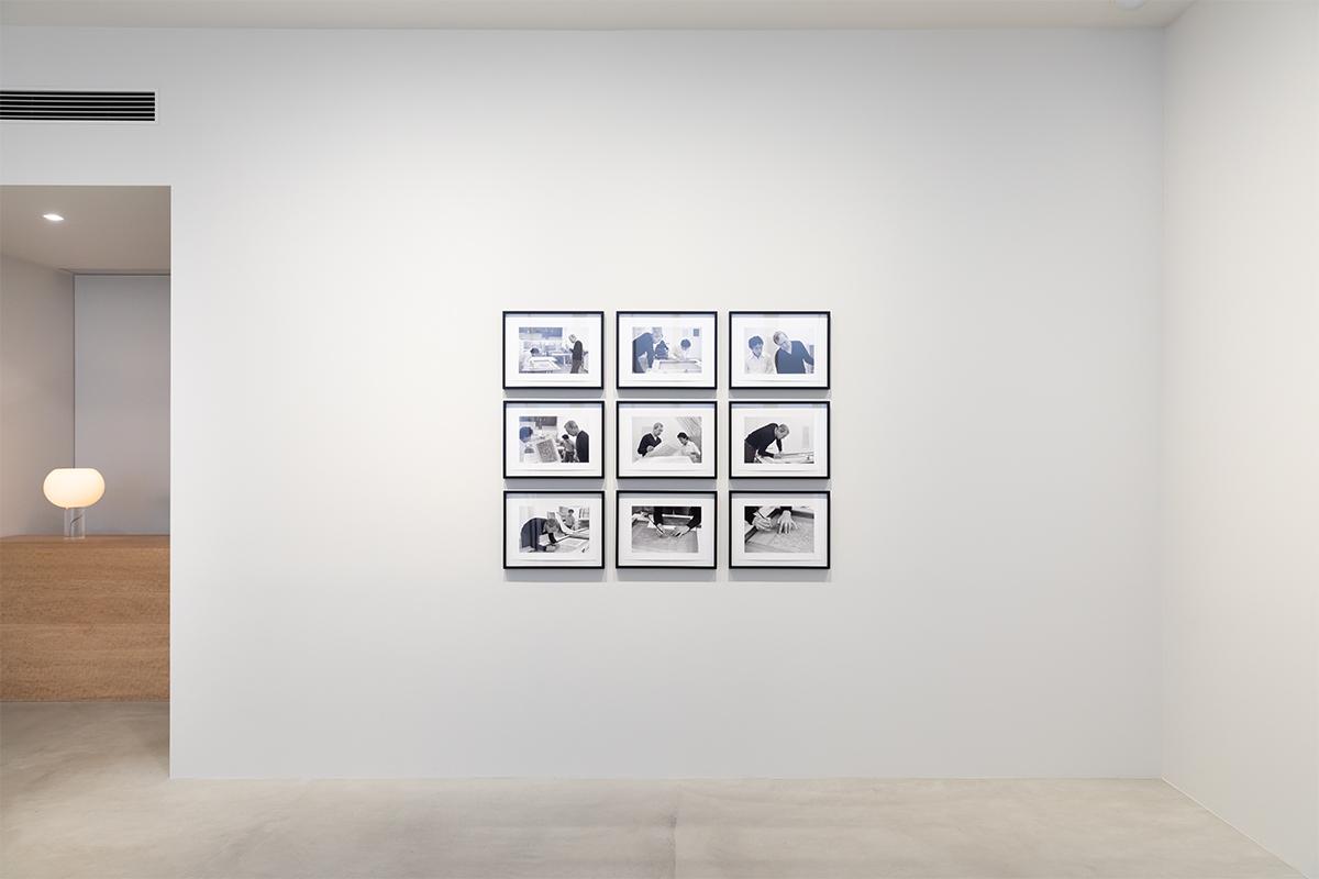 Photograph 5 from Jasper Johns: Usuyuki exhibition.