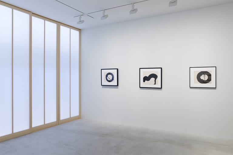 Photograph 4 from Jiro Yoshihara: The Persistence of Form exhibition.