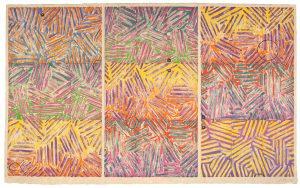 Usuyuki - 1982 - Jasper Johns