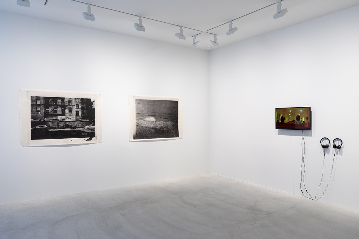 Photograph 2 from Ari Marcopoulos. 3 Films. 3 Photographs.  exhibition.