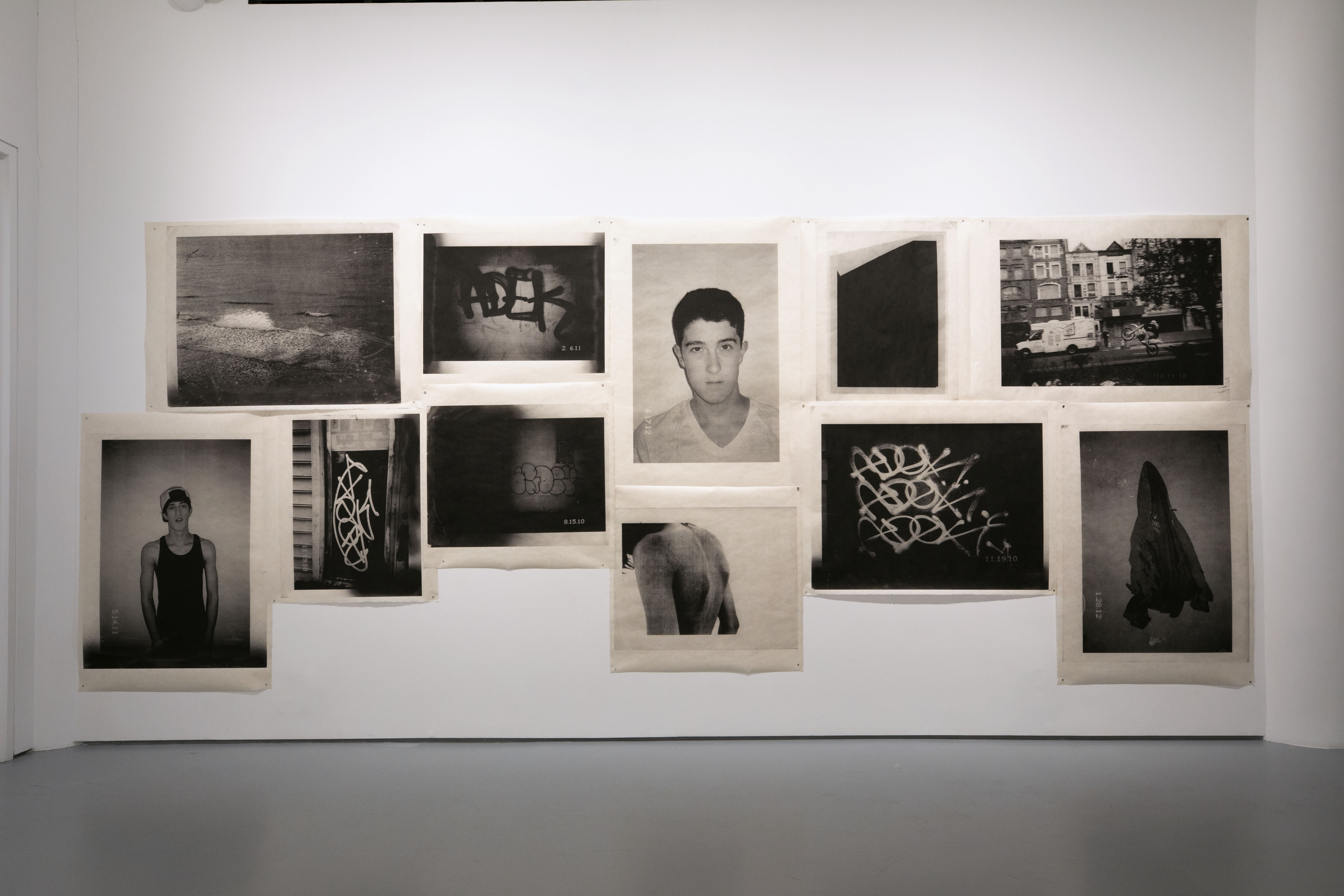 Photograph 1 from Ari Marcopoulos. Films. Photographs.  exhibition.