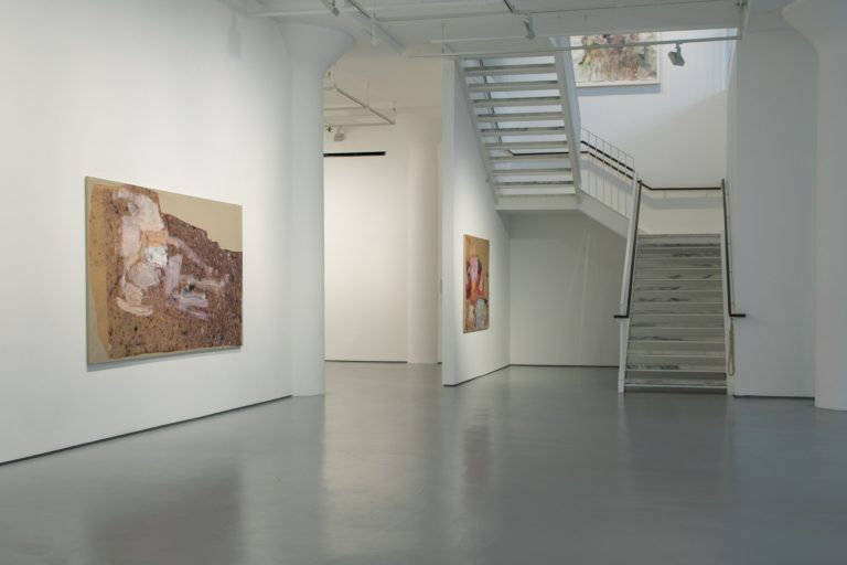 Photograph 2 from Martha Jungwirth exhibition.