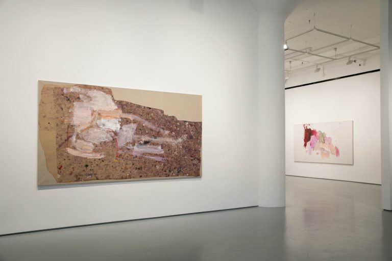Photograph 3 from Martha Jungwirth exhibition.