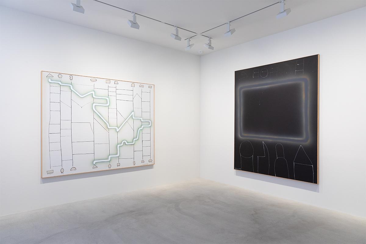 Photograph 2 from Sadamasa Motonaga: Amida Da Da Da <br />  exhibition.
