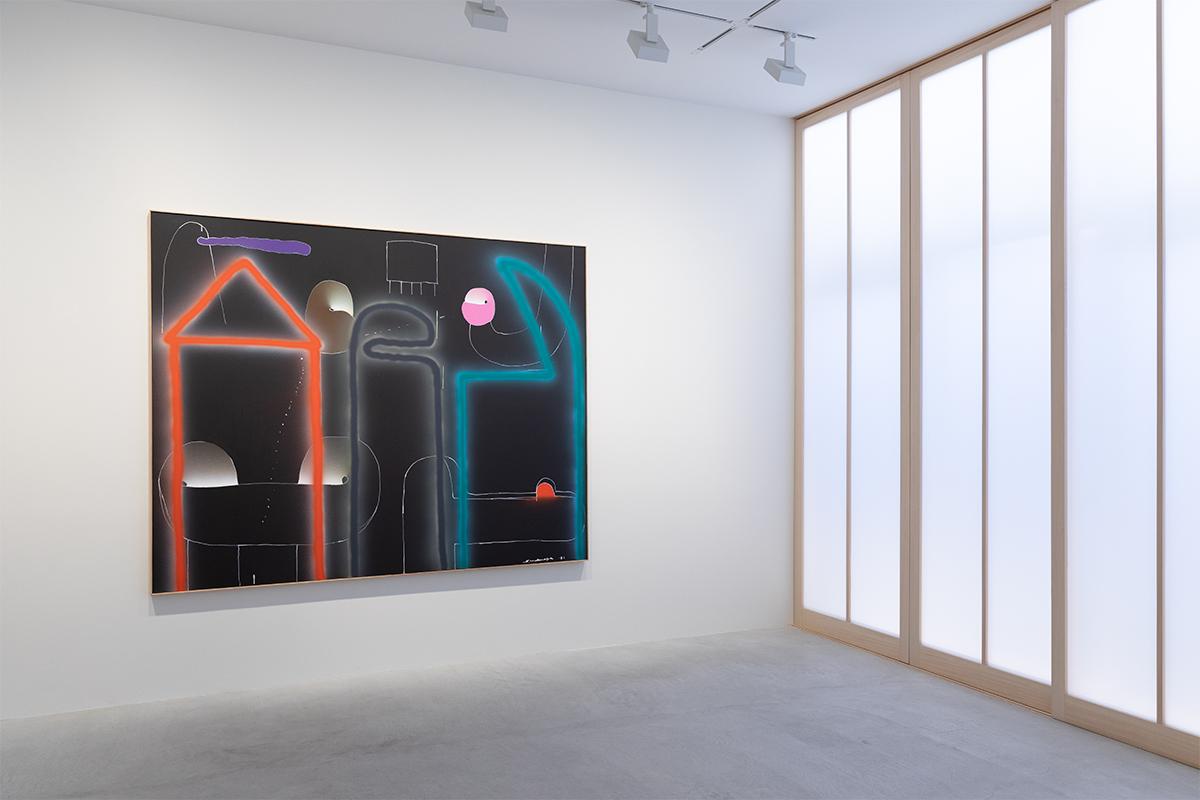 Photograph 3 from Sadamasa Motonaga: Amida Da Da Da <br />  exhibition.
