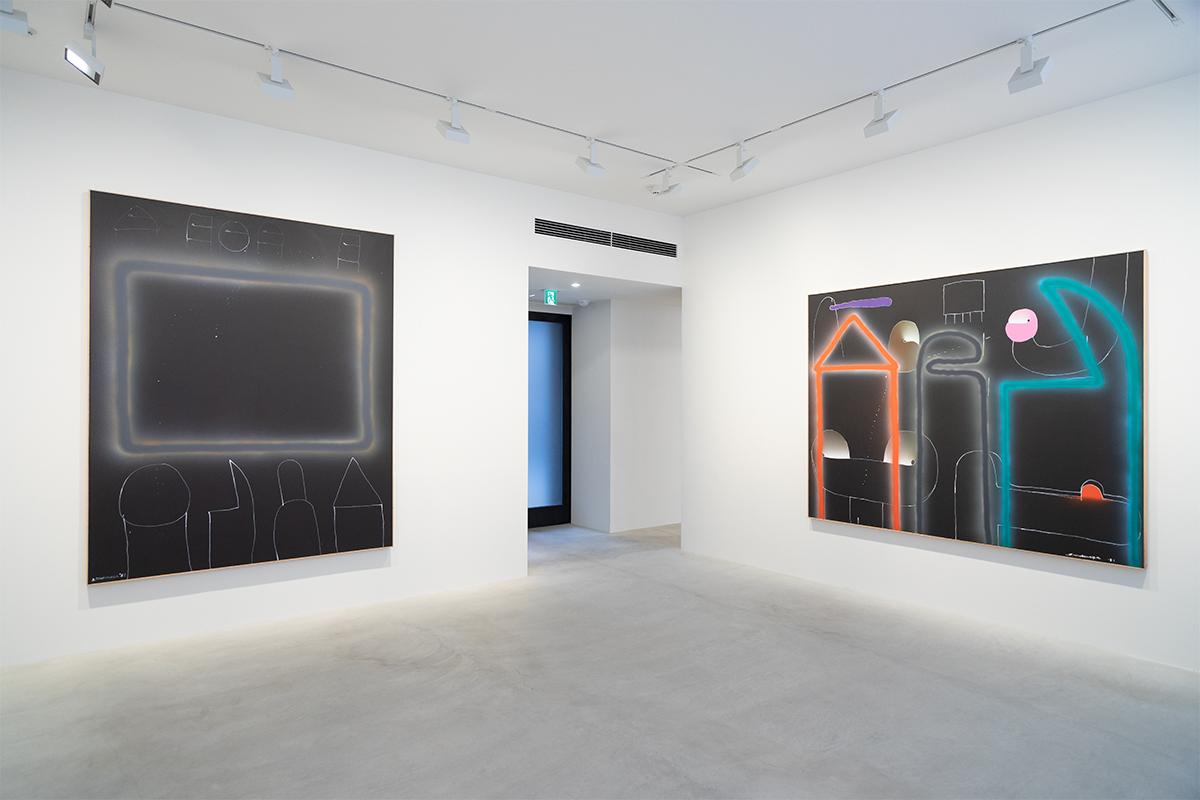 Photograph 4 from Sadamasa Motonaga: Amida Da Da Da <br />  exhibition.
