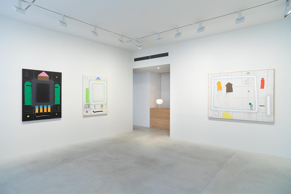 Photograph 7 from Sadamasa Motonaga: Amida Da Da Da <br />  exhibition.