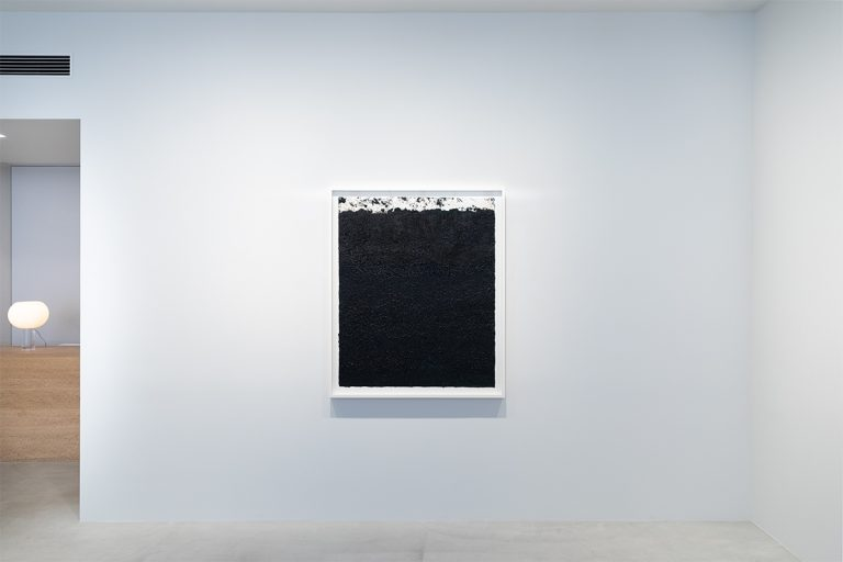Photograph 2 from Richard Serra: Drawings exhibition.