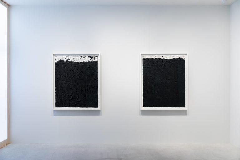 Photograph 3 from Richard Serra: Drawings exhibition.