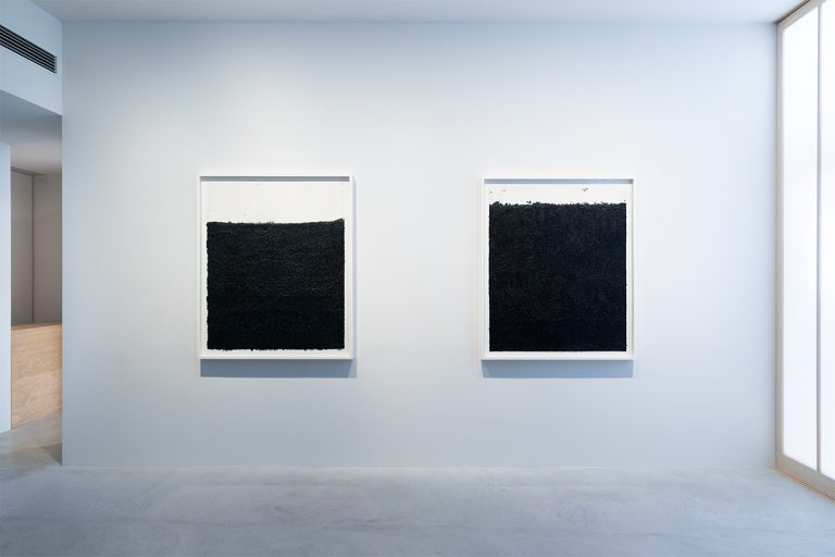 Photograph 6 from Richard Serra: Drawings exhibition.