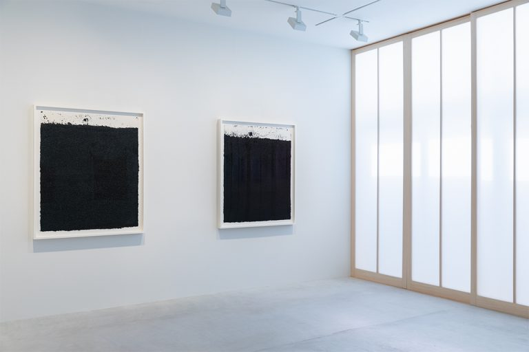 Photograph 5 from Richard Serra: Drawings exhibition.
