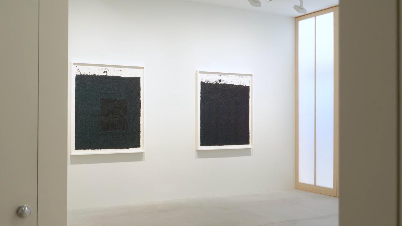 Video Thumbnail: Richard Serra: Drawings at Fergus McCaffrey Tokyo (Japanese)